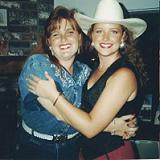 Susan and LuLu 1993